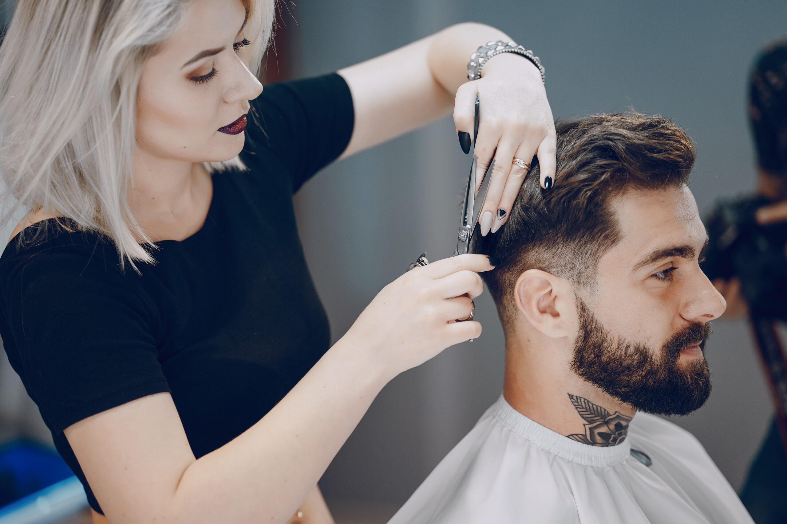 парикмахер в краснодаре обучение