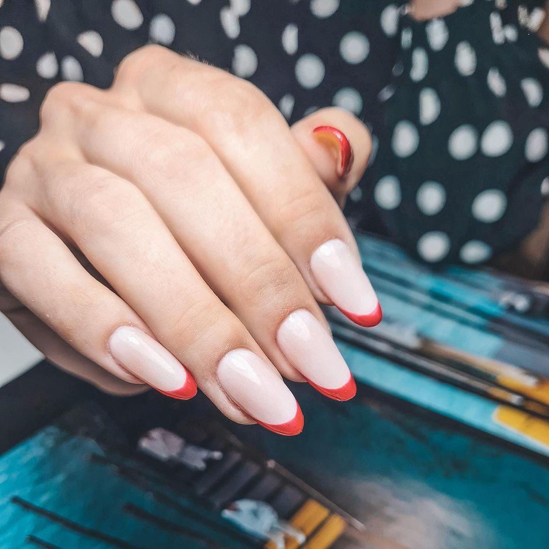 инстаграм ногти маникюр